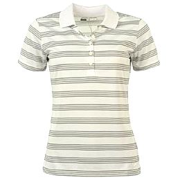 Купить Nike Stripe Golf Polo Shirt Ladies 2550.00 за рублей
