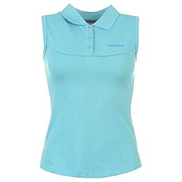 Купить LA Gear Sleeveless Polo Shirt Ladies 750.00 за рублей