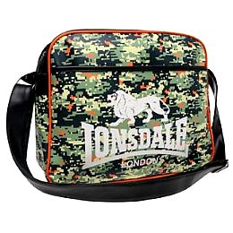 Купить Lonsdale Camo Flight Bag 2050.00 за рублей