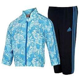 Купить adidas All Over Print Woven Suit Infants 2000.00 за рублей