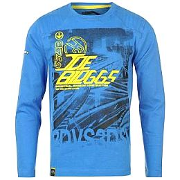 Купить Joe Bloggs Long Sleeve Large Logo T Shirt Junior 1600.00 за рублей