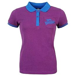 Купить Lonsdale Pocket Polo Shirt Ladies 800.00 за рублей