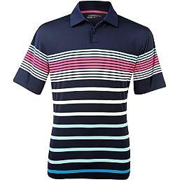 Купить Nike UV Striped Polo Shirt Mens 2900.00 за рублей