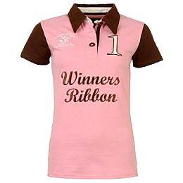 Купить BHPC Short Sleeved Rugby T Shirt Ladies 1950.00 за рублей