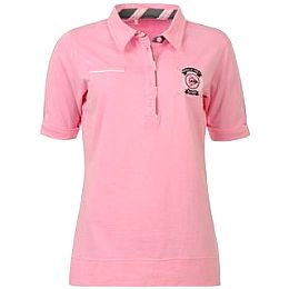 Купить Dunlop Half Sleeve Golf Polo Shirt Ladies 1700.00 за рублей