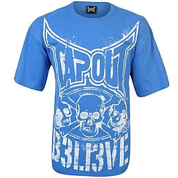 Купить Tapout Believe T Shirt Mens 1600.00 за рублей