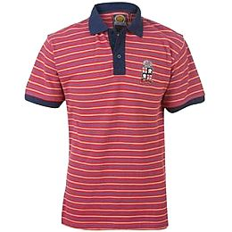 Купить England Stripe Polo Shirt Mens 1600.00 за рублей