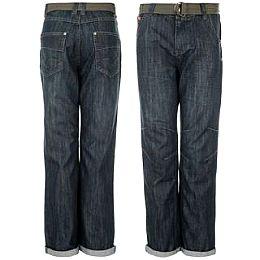 Купить Lee Cooper Belted Jeans Boys 1700.00 за рублей