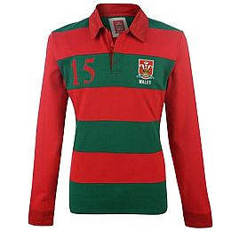 Купить WC Long Sleeve Striped Rugby Shirt Mens 1600.00 за рублей