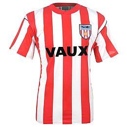 Купить ScoreDraw Sunderland 1990 Home Shirt 2450.00 за рублей