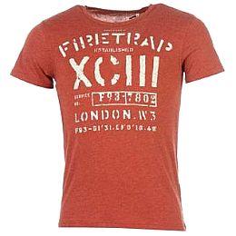 Купить Firetrap HC T Shirt Mens 1550.00 за рублей