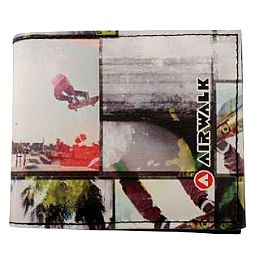 Купить Airwalk Skate PU Wallet Mens 750.00 за рублей