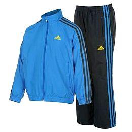 Купить adidas 3 Stripe Woven Suit Infants 2550.00 за рублей