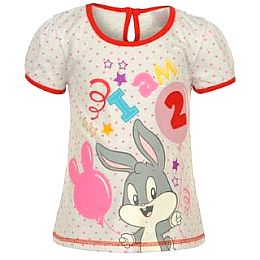 Купить Looney Tunes Tweety I Am Tee Baby Girls 750.00 за рублей