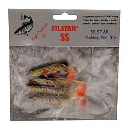 Купить Silstar Jack Shad 3D Lure 14cm 750.00 за рублей