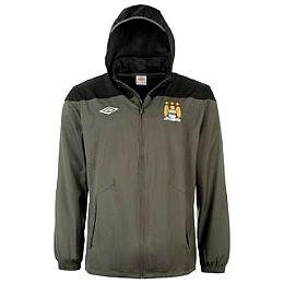 Купить Umbro Manchester City Shower Jacket Mens 2050.00 за рублей