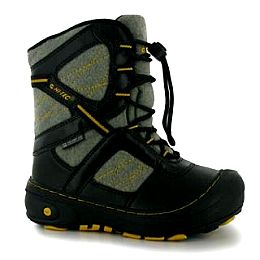 Купить Hi Tec Slalom 200 Waterproof Childrens Snow Boots 2300.00 за рублей