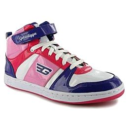Купить Golddigga Kick Hi Top Trainers Ladies 1900.00 за рублей