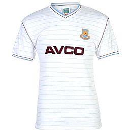 Купить ScoreDraw Retro West Ham 1986 Away Shirt 2450.00 за рублей