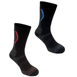 Купить Karrimor Trekking Socks 2 Pack Mens 1600.00 за рублей