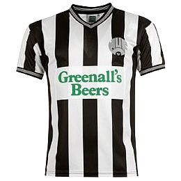 Купить Score Draw Newcastle United 1985 Retro Football Shirt Mens 2800.00 за рублей