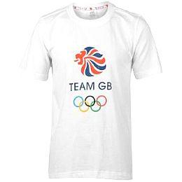 Купить 2012 Team GB Tee Kids 600.00 за рублей