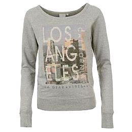 Купить LA Gear Crew Neck Sweater Ladies 1700.00 за рублей