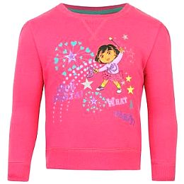 Купить Dora the Explorer the Explorer Crew Sweater Infants 800.00 за рублей