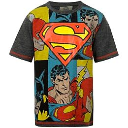 Купить Superman T Shirt Junior Boys 1550.00 за рублей