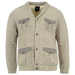 Купить Kangol Lined Shawl Cardigan Mens 2400.00 за рублей