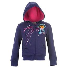 Купить Dora the Explorer the Explorer Zipped Hoody Infants 800.00 за рублей