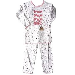 Купить NUFC Heart Long Pyjama Set Girls 2100.00 за рублей