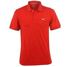 Купить Nike Jersey Polo Shirt Mens 2150.00 за рублей
