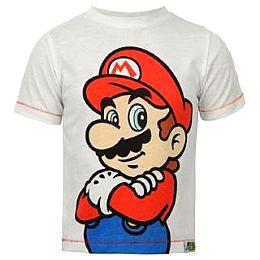 Купить Nintendo Short Sleeve T Shirt Junior 800.00 за рублей