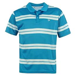 Купить Dunlop Poly Stripe Golf Polo Shirt Mens 1850.00 за рублей