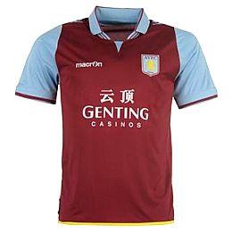 Купить Macron Aston Villa Home Shirt 2012 2013 1800.00 за рублей