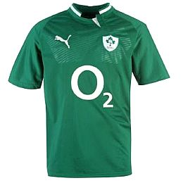 Купить Puma Ireland Rugby Union Home Shirt 2012 2013 3250.00 за рублей