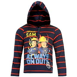 Купить Fireman Sam Sam Hooded T Shirt Infant Boys 700.00 за рублей