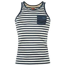 Купить Lee Cooper Pocket Stripe Vest Mens 750.00 за рублей