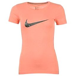 Купить Nike Swoosh T Shirt Ladies 1900.00 за рублей