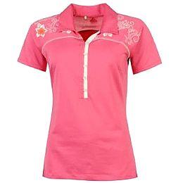 Купить adidas Print Golf Polo Shirt Ladies 2700.00 за рублей