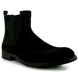 Купить Lee Cooper Mens Suede Chelsea Boots 2550.00 за рублей