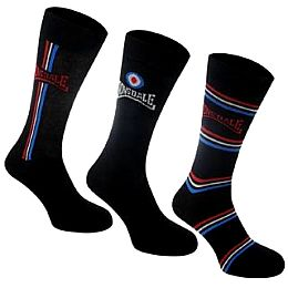 Купить Lonsdale 3 Pack Sock Gift Box 750.00 за рублей