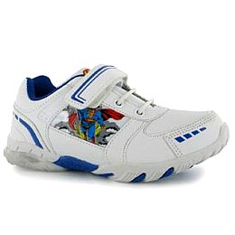 Купить Superman Light Up Boys Trainers 1900.00 за рублей