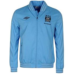 Купить Umbro Manchester City Football Club Workout Jacket 2600.00 за рублей