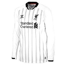 Купить Warrior Liverpool Home Shirt 2013 2014 GK Junior 3200.00 за рублей