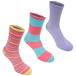 Купить Voodoo Dolls 3 Pack Dress Socks Ladies 650.00 за рублей