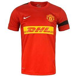 Купить Nike Manchester United Training Top Junior 2150.00 за рублей