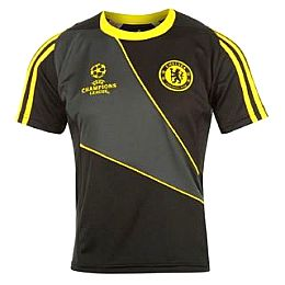 Купить adidas Chelsea FC Training Tops Boys 2250.00 за рублей