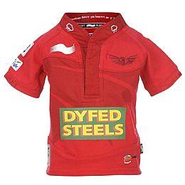 Купить Burrda Scarlets Home Shirt 2011 2012 Infants 2550.00 за рублей